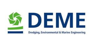 Logo DEME